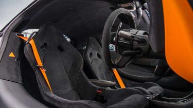 McLaren 570S Track Pack - interior