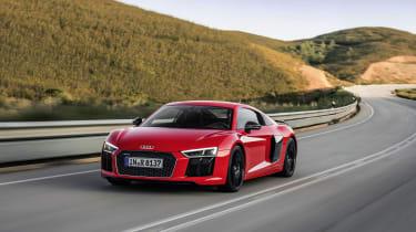 Audi R8 V10 - Footballers' cars