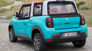 Citroen E-Mehari - rear static