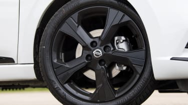 Nissan Micra N-Sport - wheel