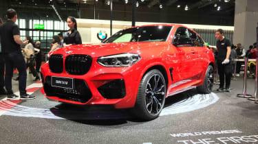 BMW X4 M - Shanghai