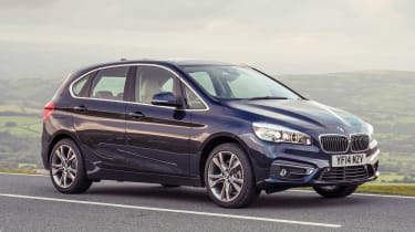 BMW 2 Series Active Tourer - front