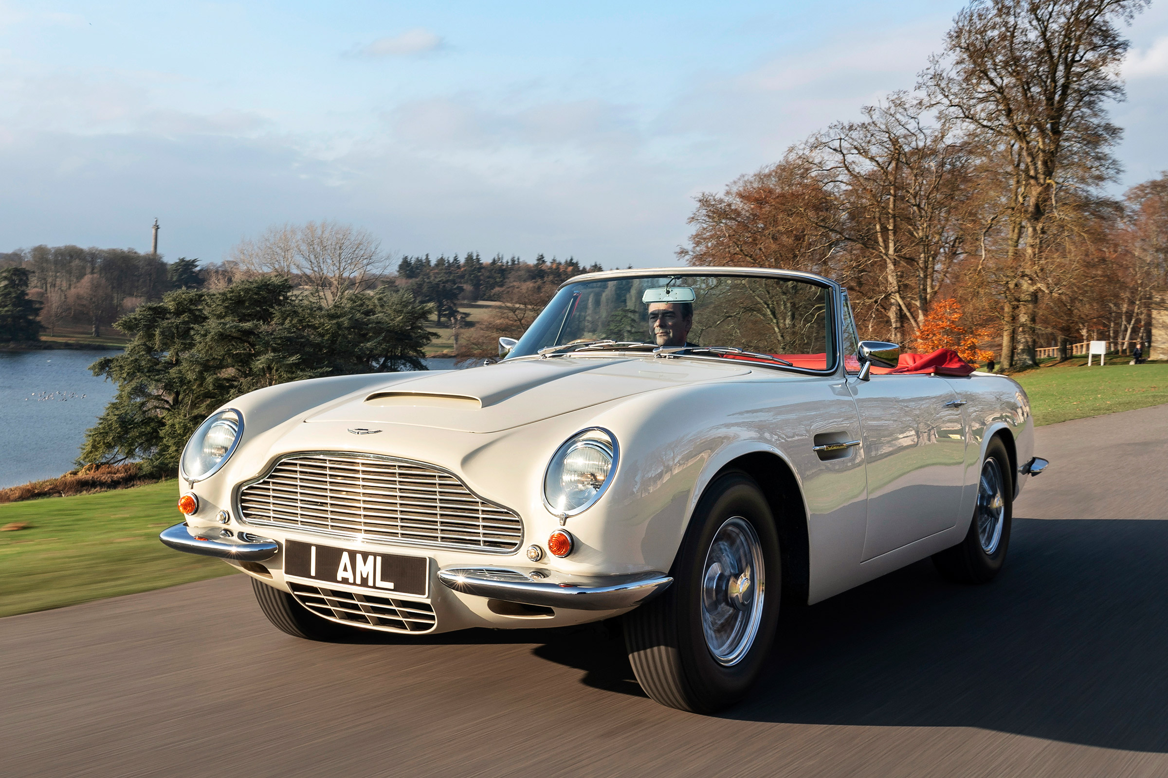 Aston Martin Electric Powertrain Revealed For Classic Models Auto Express