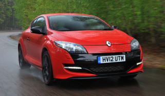 Renaultsport Megane Cup 265 front tracking