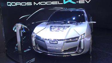 Qoros Model K EV