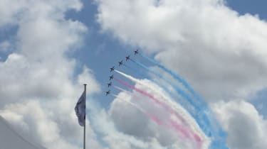 Goodwood 2016 - Red Arrows