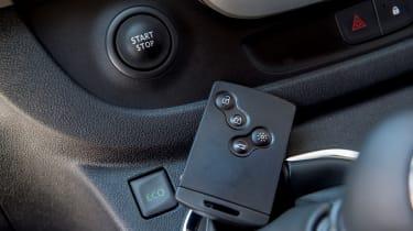Nissan NV300 van key card