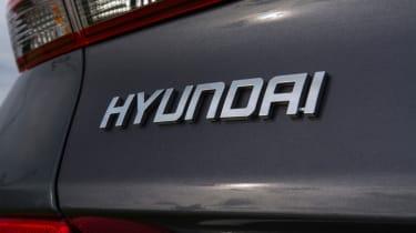 Hyundai i30 N - Hyundai badge