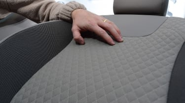 Vauxhall Grandland X long termer - fourth report seat material