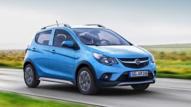 Opel Karl Rocks crossover