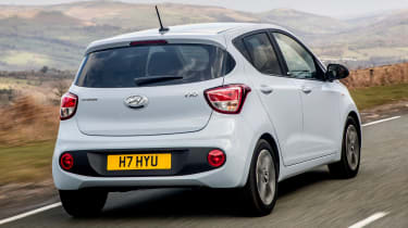 Hyundai i10 Play - rear