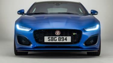 Jaguar F-Type - front static