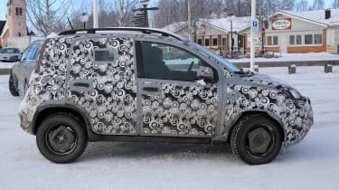 Fiat Panda Cross facelift 5