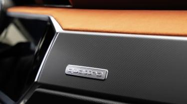 Audi Q3 - interior detail