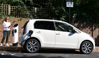 SEAT Mii electric - long termer first report header
