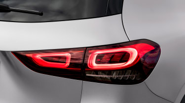Mercedes GLA - rear light