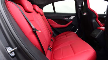 Jaguar I-Pace - rear seats