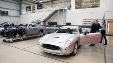 David Brown Automotive Speedback GT parts
