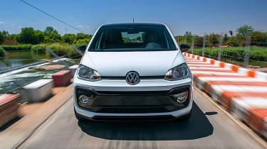 Volkswagen up! GTI - full front