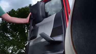 Mazda MX-30 long termer - first report door