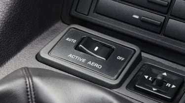 Mitsubishi's 100th year celebration - button