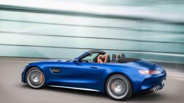Mercedes-AMG GT C - rear