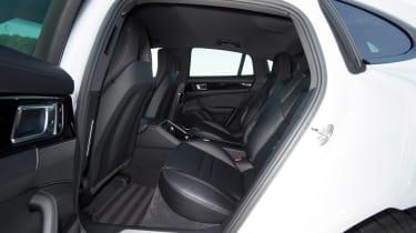 Porsche Panamera 4 E-Hybrid - rear seats