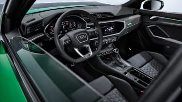 Audi RS Q3 Sportback - cabin