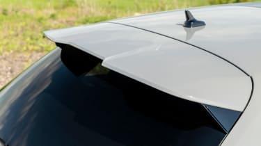Audi RS3 - spoiler