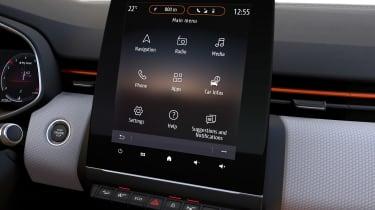 Renault Clio - infotainment