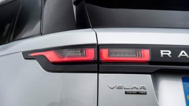 Range Rover Velar - diesel tail-light