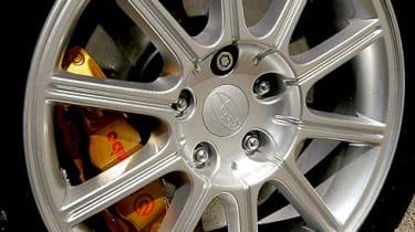 Subaru Impreza alloys