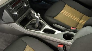 BMW X1 Mk1 - centre console