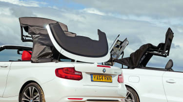 BMW 2 Series Convertible vs Audi A3 Cabriolet