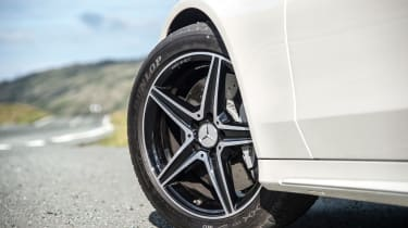 Mercedes-AMG C 43 Estate 2016 - wheel
