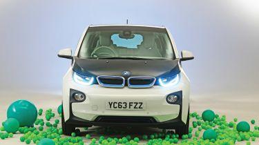 BMW i3 - best green car