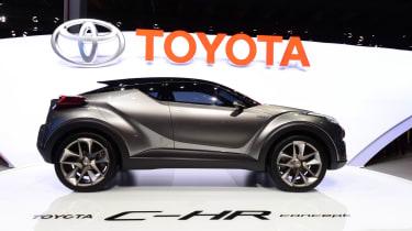 Toyota CH-R Frankfurt concept