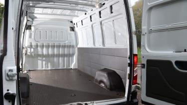 LDV EV80 load area