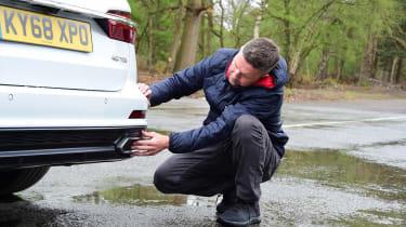 Audi A6 Avant long termer - final report exhaust