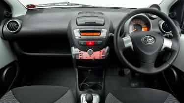 Used Toyota Aygo - dash