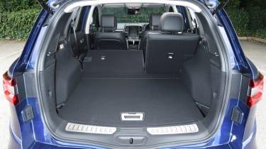 Renault Koleos - boot