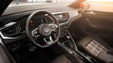 New Volkswagen Polo GTI - interior