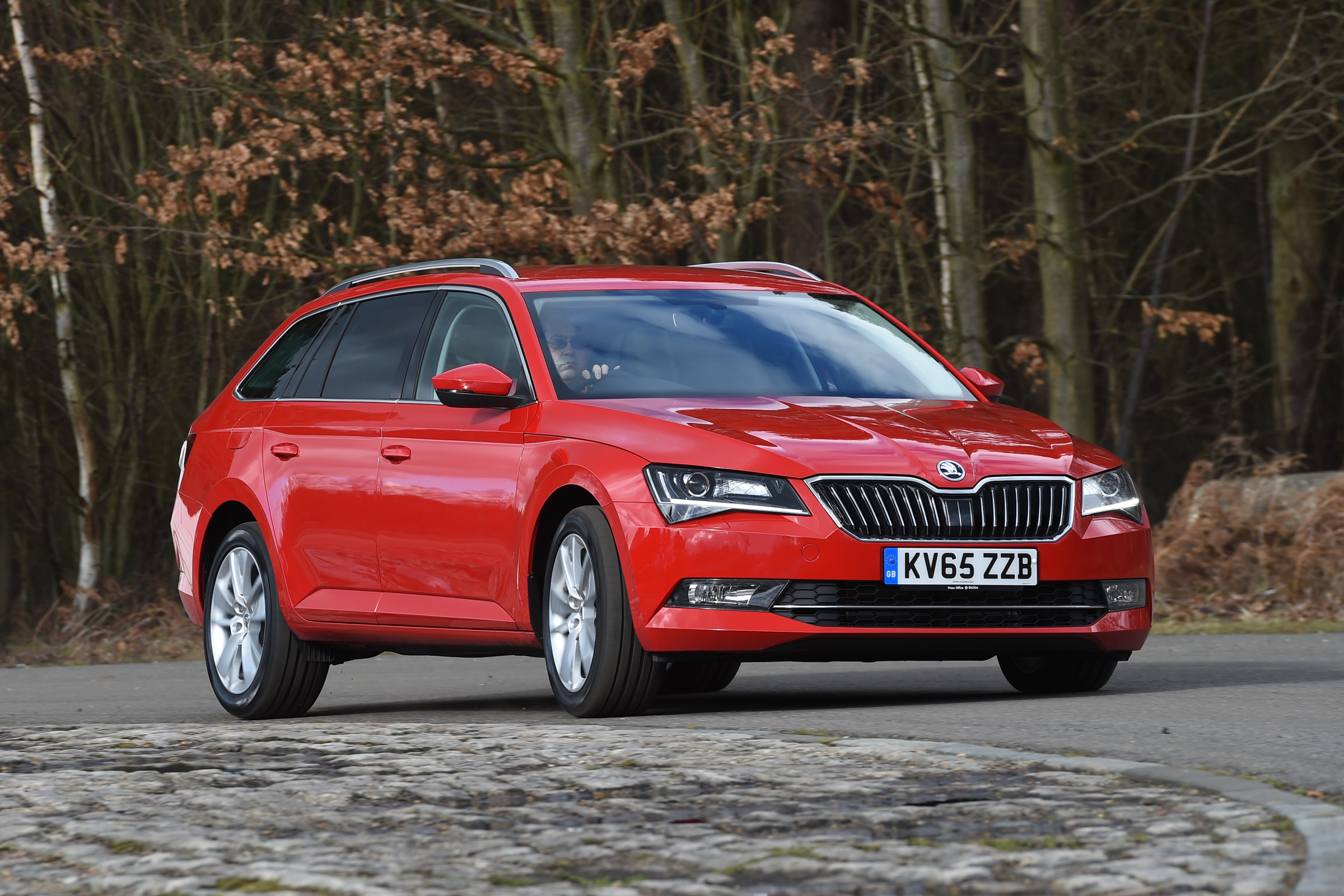Long Term Test Review Skoda Superb Estate Auto Express