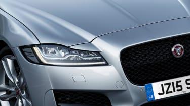 Jaguar XF R-Sport - detail