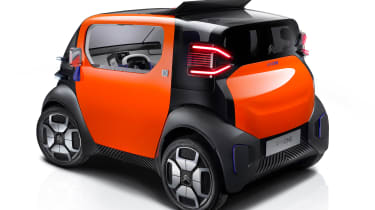 Citroen AMI ONE concept - rear