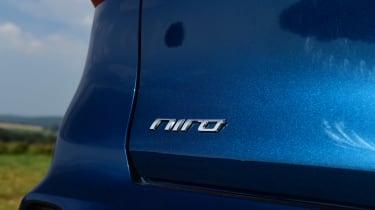 Kia Niro - badge