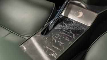 Jaguar E-Type 60 Collection - interior detail