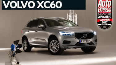 Premium SUV of the Year 2017 - Volvo XC60