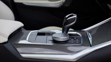 BMW 3 Series Touring - transmission