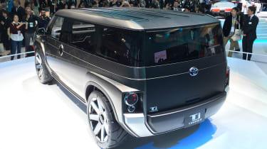 Toyota Tj Cruiser concept - Tokyo rear